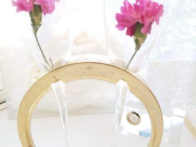 結婚式のおすすめウェルカムボード!!なんと時計に大変身!!
